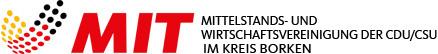 Logo der Mittelstands- und Wirtschaftsvereinigung der CDU im Kreis Borken